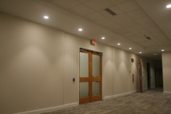 3rd floor entrance to elevator lobby