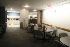 1st floor kitchen area