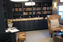 2nd floor library