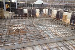 Foundation concrete reinforcement