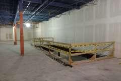 2nd floor escalator opening